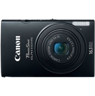 Canon PowerShot ELPH 110 HS 16.1 MP CMOS Digital Camera with 5x Optical Image St