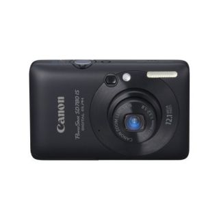 Canon PowerShot SD780IS 12.1 MP Digital Camera with 3x Optical Image Stabilized