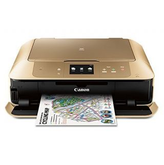 Canon MG7720 Wireless All-In-One Printer with Scanner and Copier: Mobile and Tab
