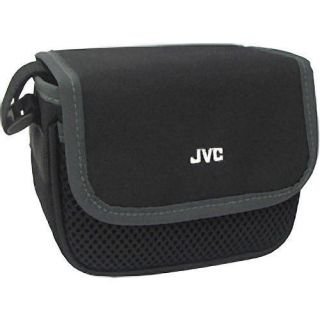 GENUINE JVC CB-V2008US Universal Padded Camera / Camcorder Bag + Shoulder Strap