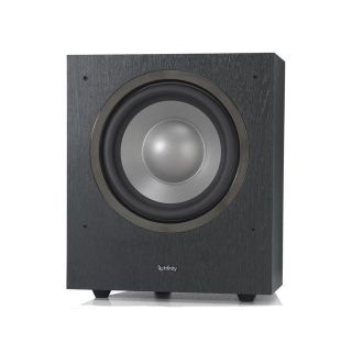 "Infinity SUB R10 Reference Series 10"" 200W Powered Subwoofer - Black (Each)"