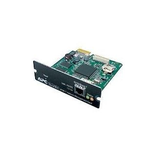 AP9617 - APC UPS Network Management Card - Smart Slot Black
