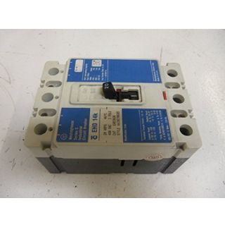 Eaton EHD3020 Panel Mount Type EHD Molded Case Circuit Breaker 3-Pole 20 Amp 480