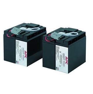 APC UPS Replacement Battery Cartridge for APC UPS Models SMT2200, SMT3000 and se