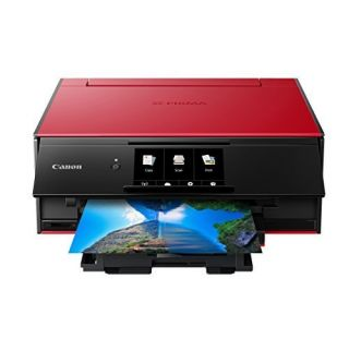 Canon TS9120 Wireless All-In-One Printer with Scanner and Copier: Mobile and Tab