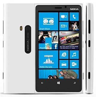 Nokia Lumia 920 32GB Unlocked 4G LTE Windows Smartphone w/ PureView Technology 8